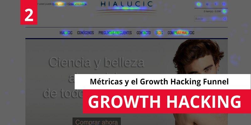 Métricas y Growth Hacking Funnel