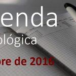 Agenda TIC Octubre