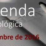 Agenda TIC de Diciembre