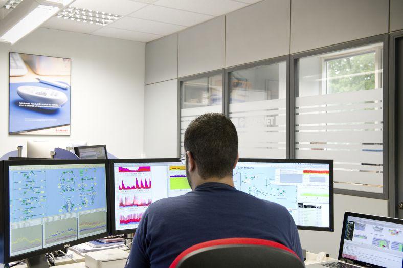 En Sarenet monitorizamos tus redes