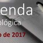Agenda TIC marzo de 2017
