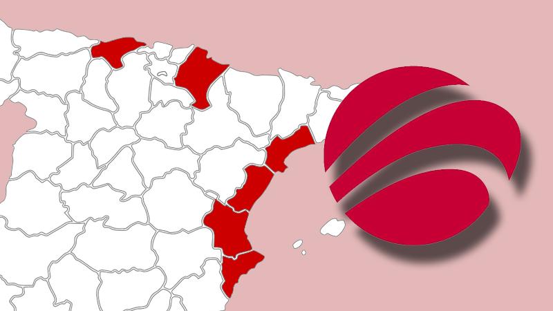 Fibra Óptica para empresas con Sarenet en Cantabria, Navarra, Tarragona y Valencia