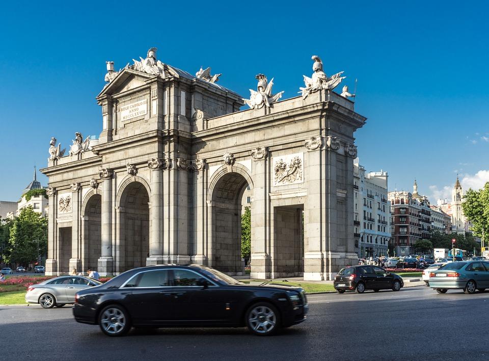 Puerta de Alcalá (Madrid).