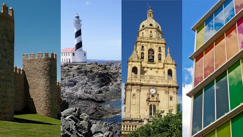 Fibra Óptica para empresas de Ávila, Baleares, Murcia y León
