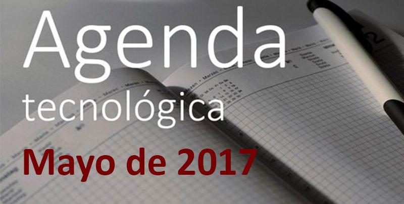Agenda TIC de mayo