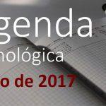 Agenda TIC de junio