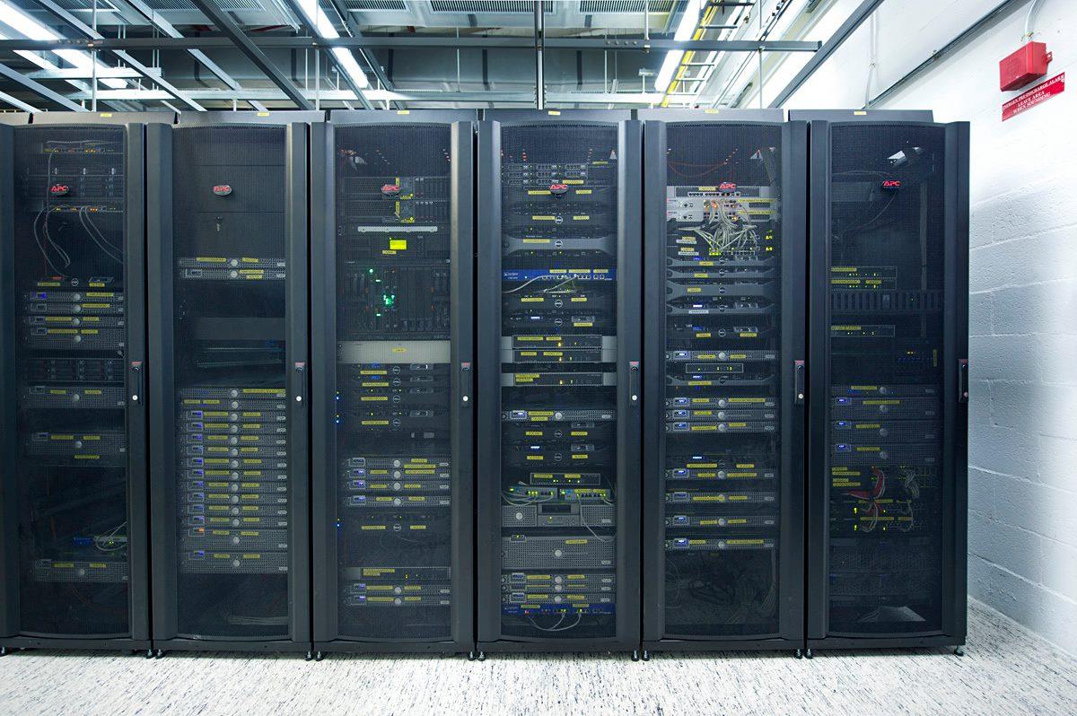Data Center o CPD de Sarenet