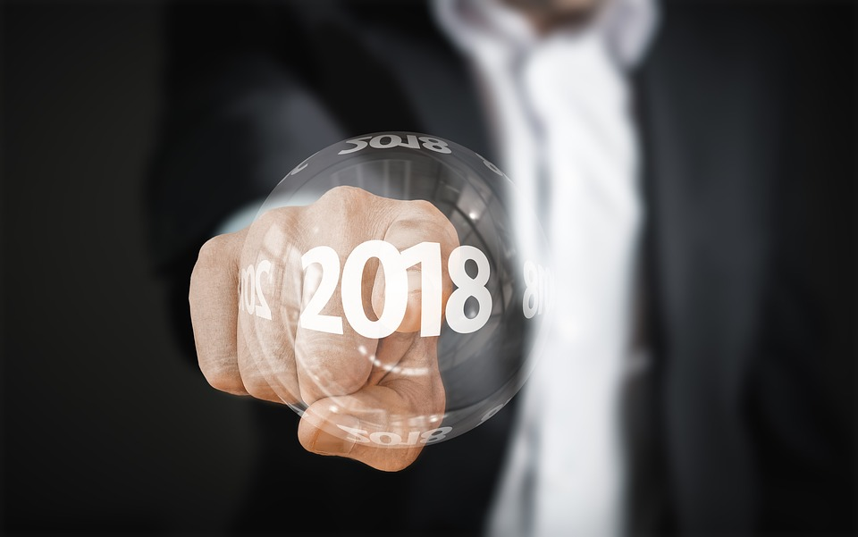 Tendencias tecnológicas de 2018