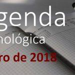 Eventos TIC más relevantes de enero de 2018