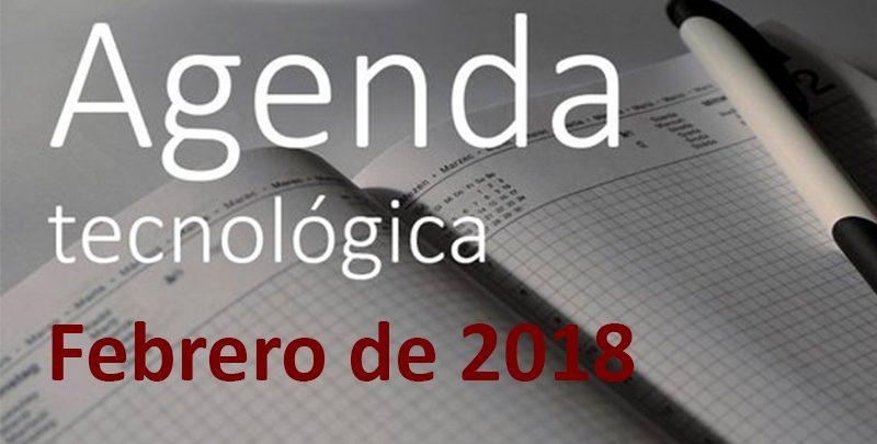 Agenda TIC febrero