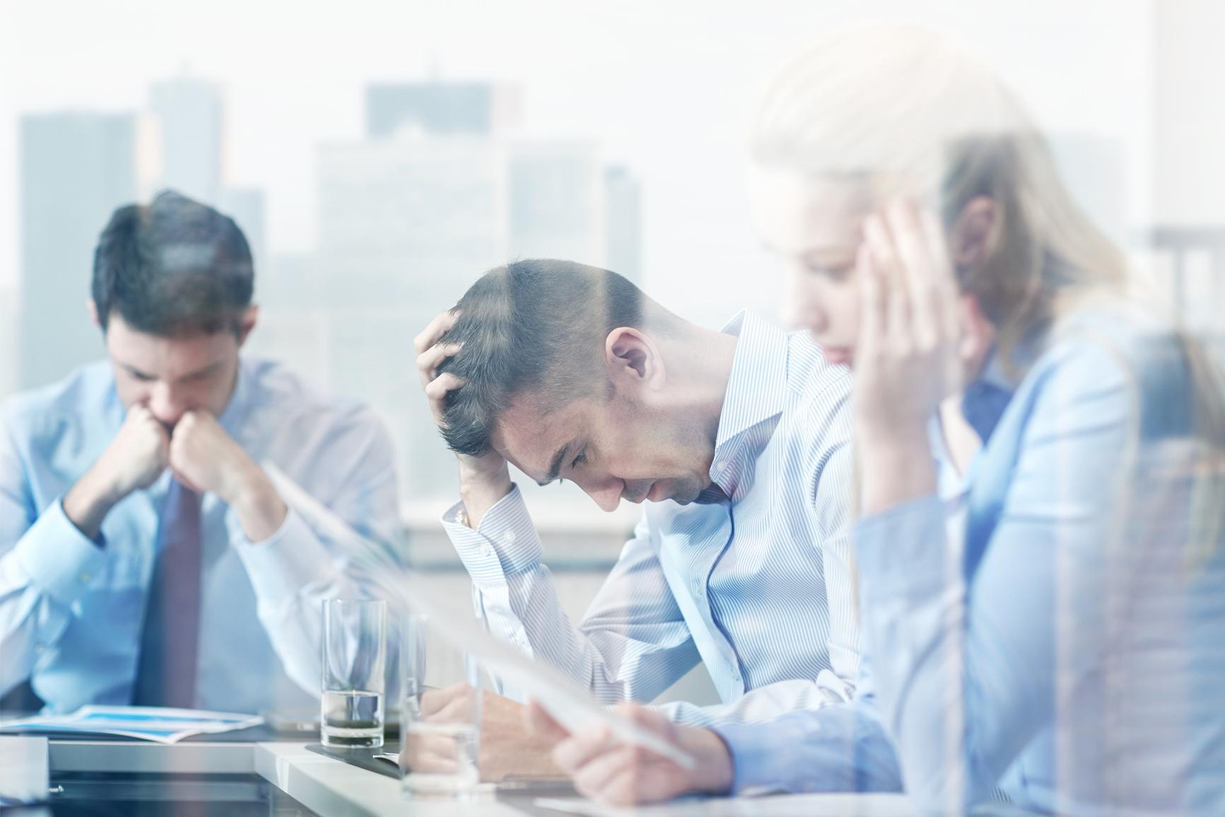 Profesionales preocupados por la ciberseguridad