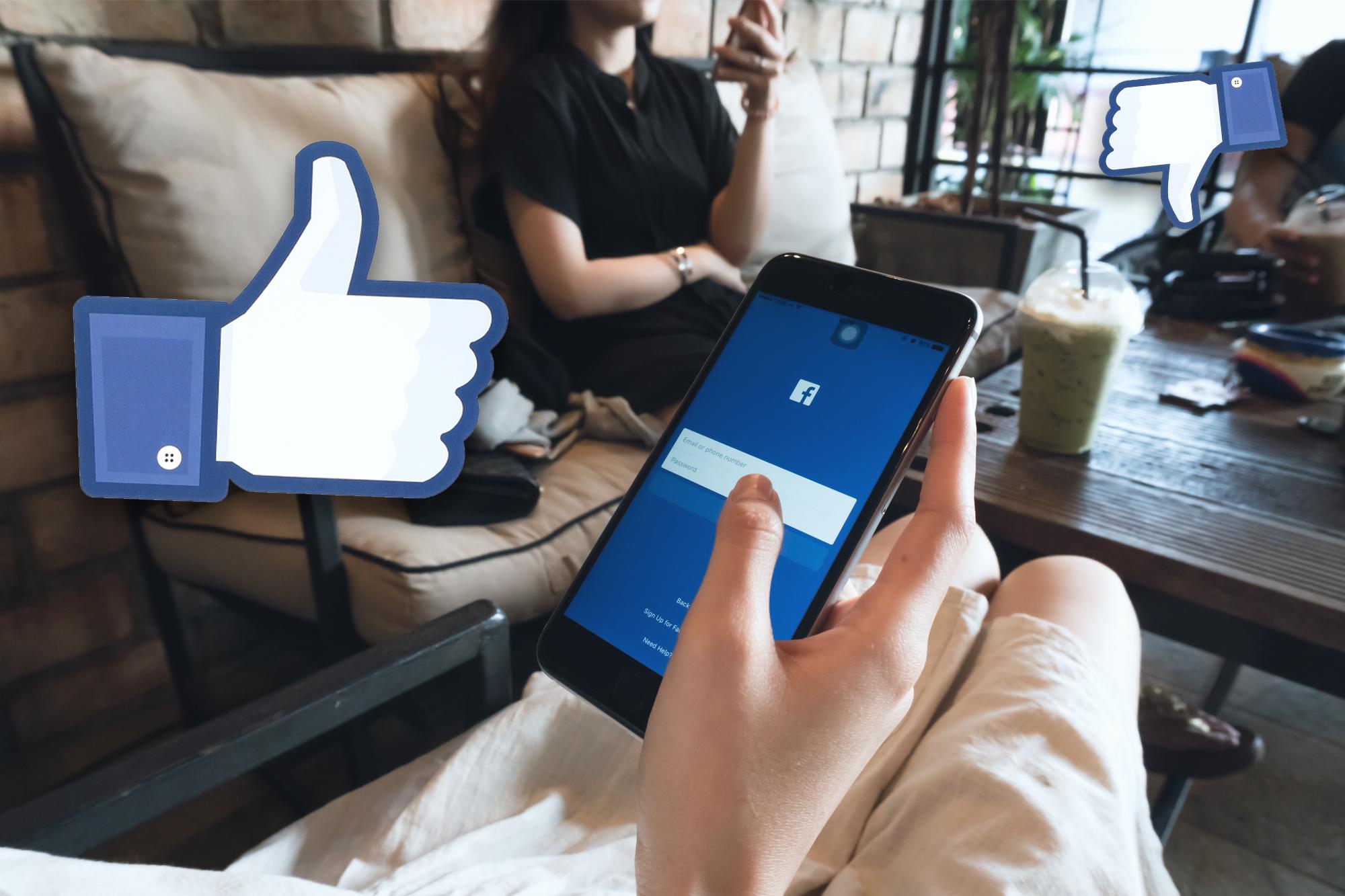 Preocupación por la privacidad en Facebook