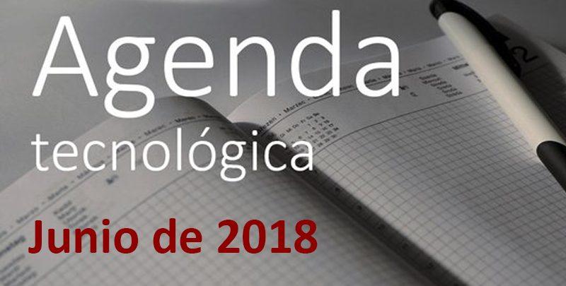 Agenda TIC de junio de 2018