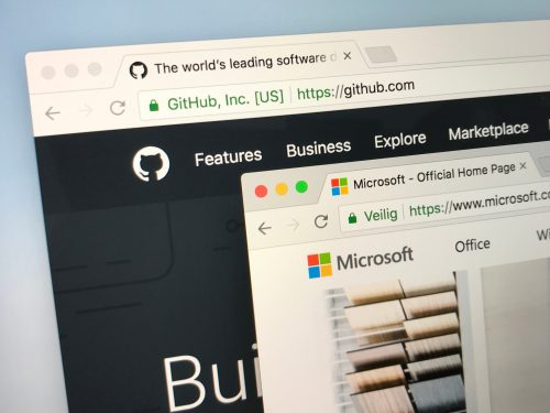 Microsoft compra GitHub.