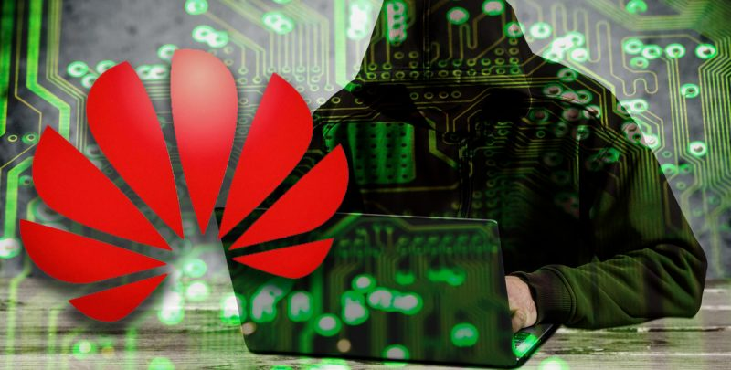 Ciberataque a routers Huawei