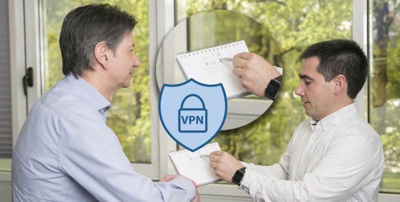 VPN MPLS para empresas