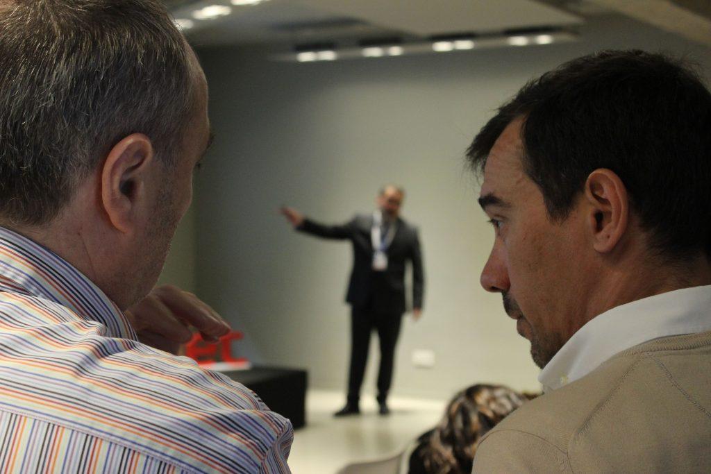Aitor Jerez en la Semana de la Ciberseguridad