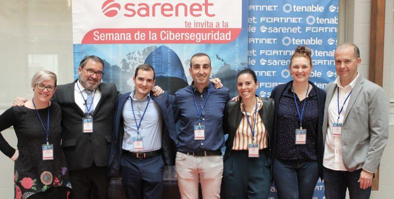 Semana de la Ciberseguridad de Sarenet
