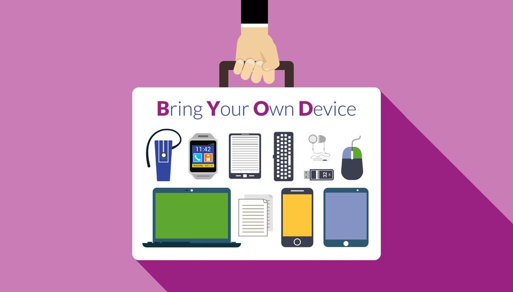 Dispositivos BYOD. Riesgos para la ciberseguridad de las empresas.