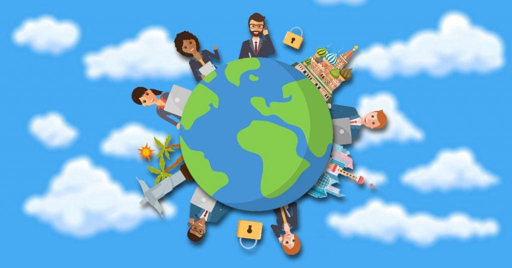 Soluciones de Cloud Computing para empresas.
